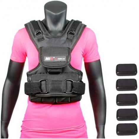 Mir Adjustable weight vest