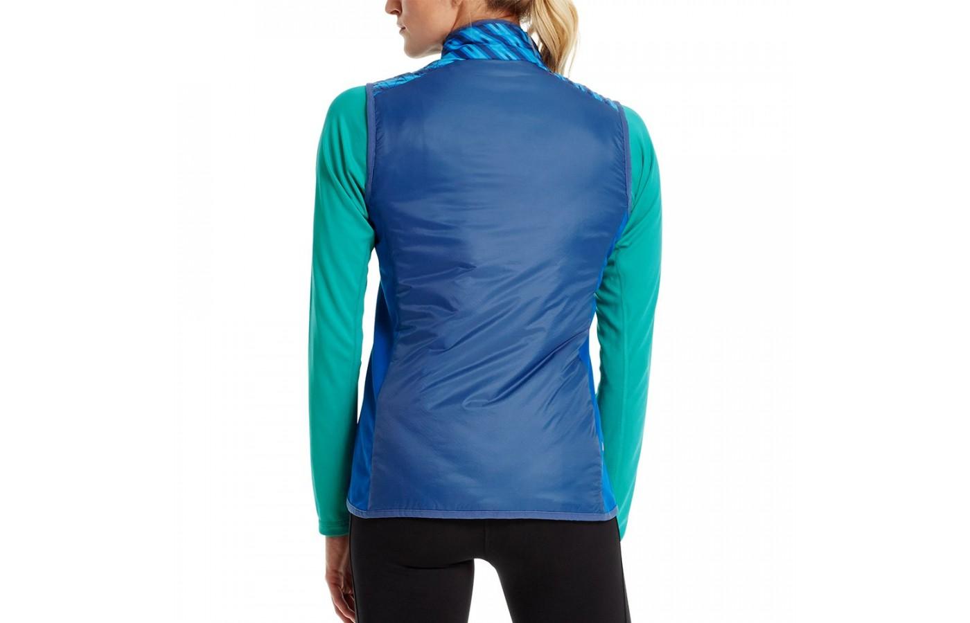 Mission VaporActive Shift Reversible Vest back 1