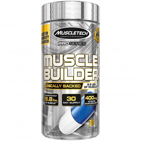 men's muscle gain supplements MuscleTech Muscle Builder