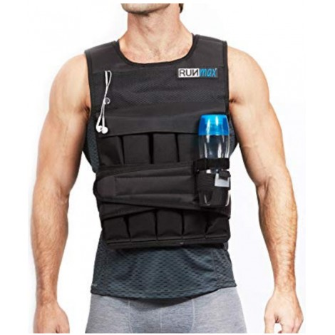 men's weighted vest RUNmax RUNFast/Max Pro
