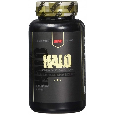 muscle gain supplement Redcon1 Halo