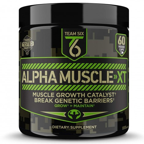 T6 Testosterone Booster muscle building supplement for men