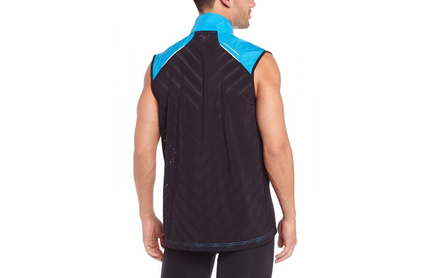 Under Armour Armourvent Vest back