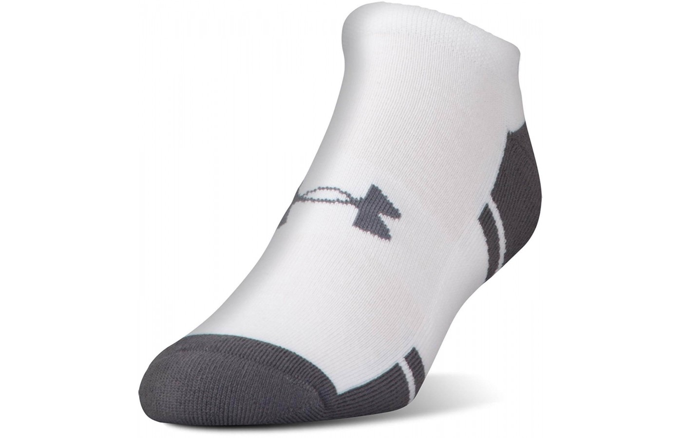 Under Armour Resistor 3.0 No Show Socks angle