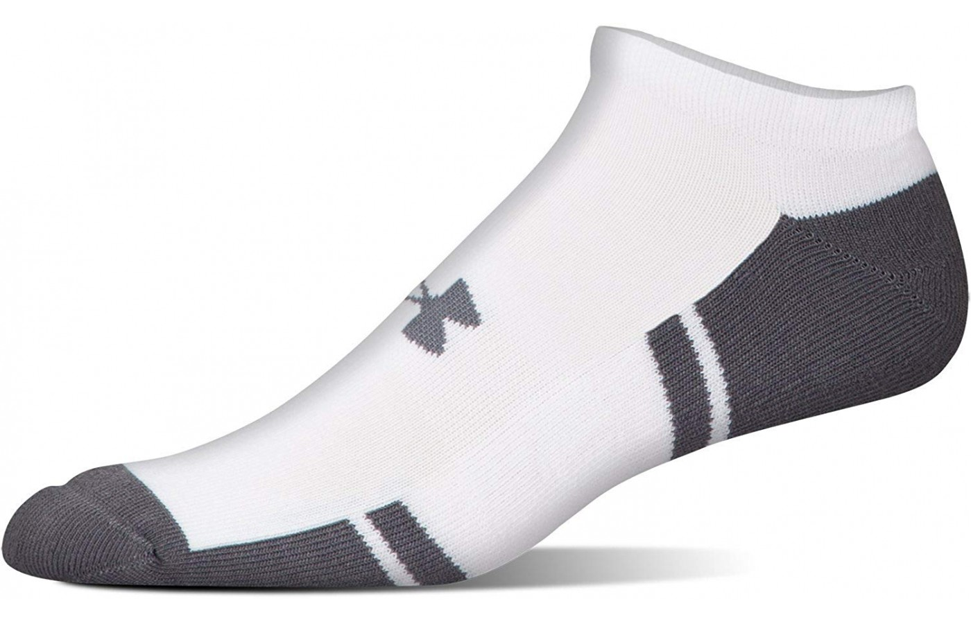 Under Armour Resistor 3.0 No Show Socks side