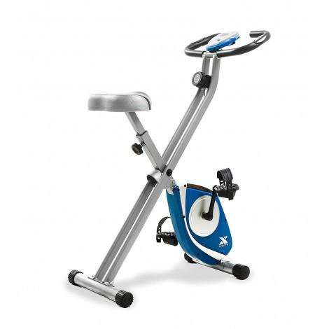 XTERRA Folding Exercise Bike home workout machine
