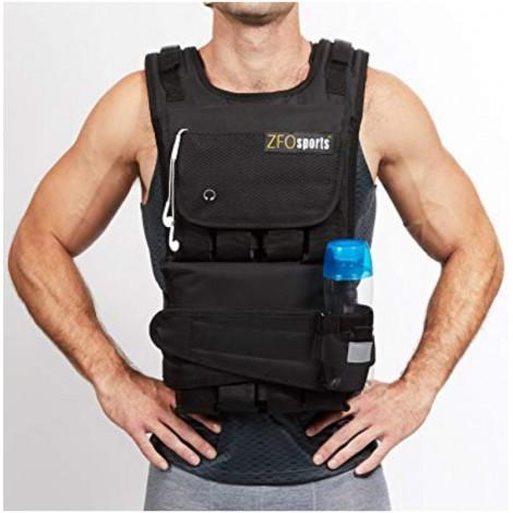 ZFOsports men's weighted vest