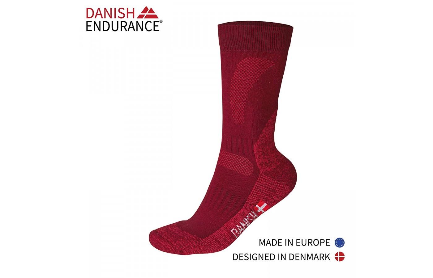 danish endurance red