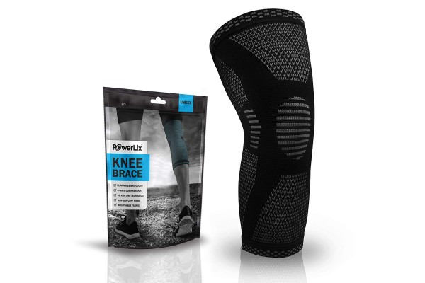 An In Depth Review of the PowerLix Compression Knee Sleeve in 2019
