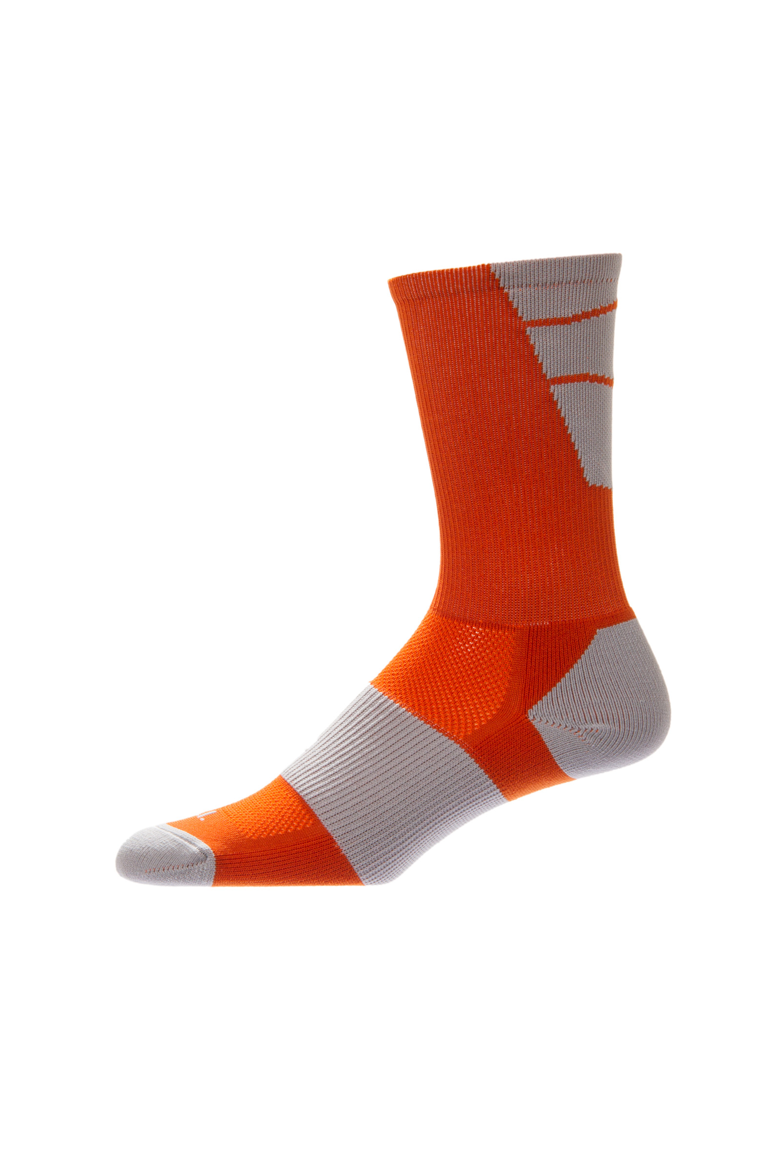 These CSI Performance Crew Sock comes in such fun colorways, like the one seen here.