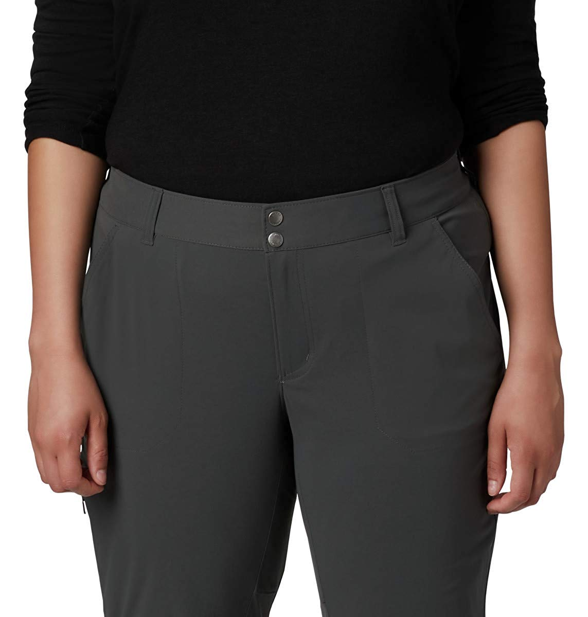 Columbia Women's Saturday Trail Pant front close
