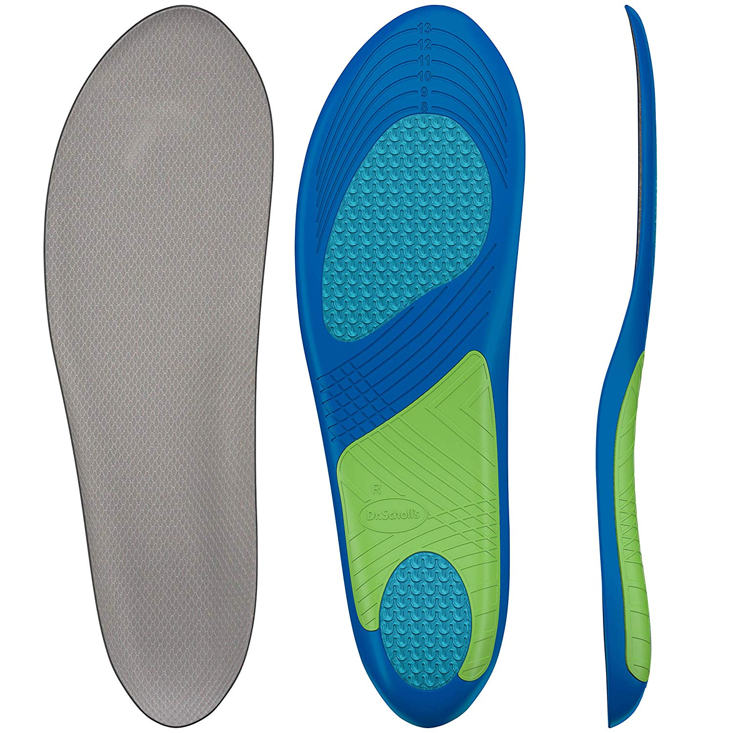 Dr. Scholl'S Sport Massaging Gel Advanced Insoles product