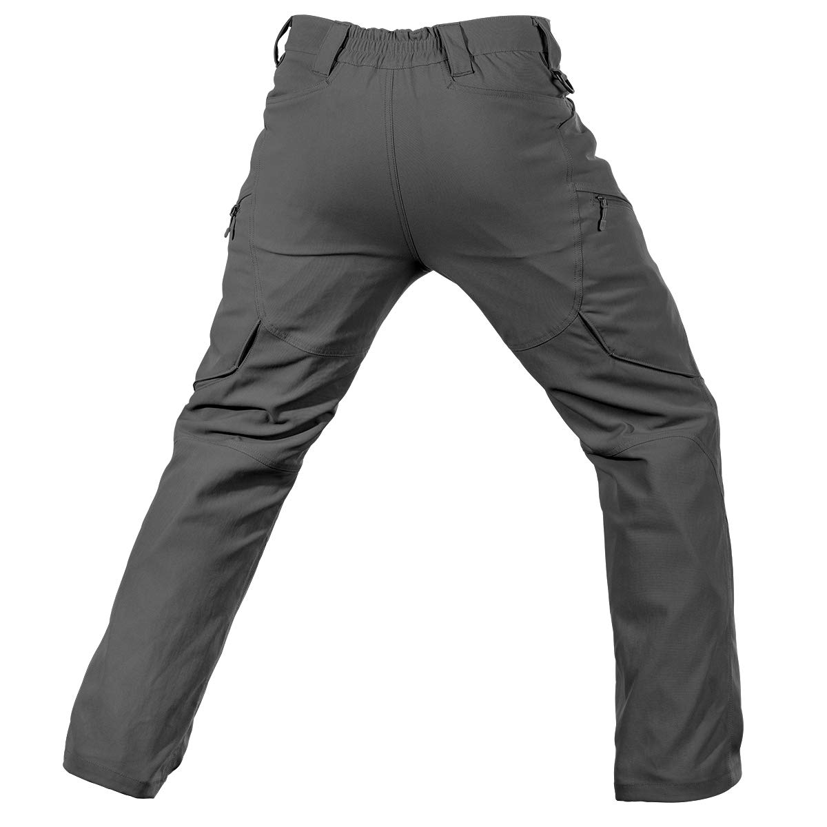 FREE SOLDIER Men's Tactical Pants back