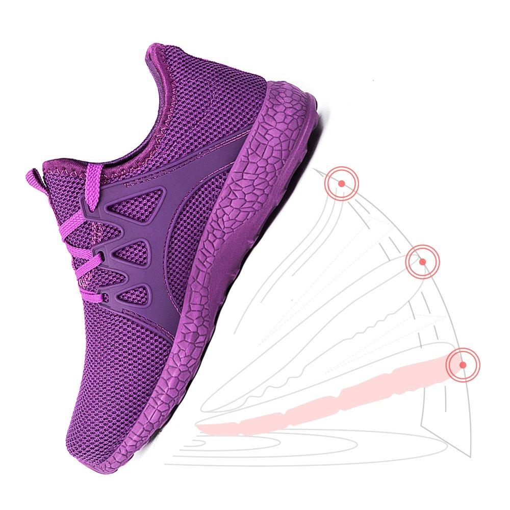 KIKOSOCKS Women's Sneakers Lightweight Walking Shoes side