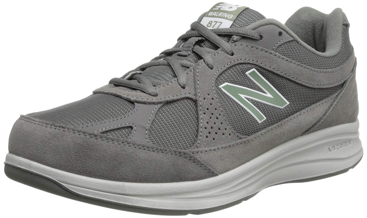 New Balance Men's MW877 Walking Shoe angle