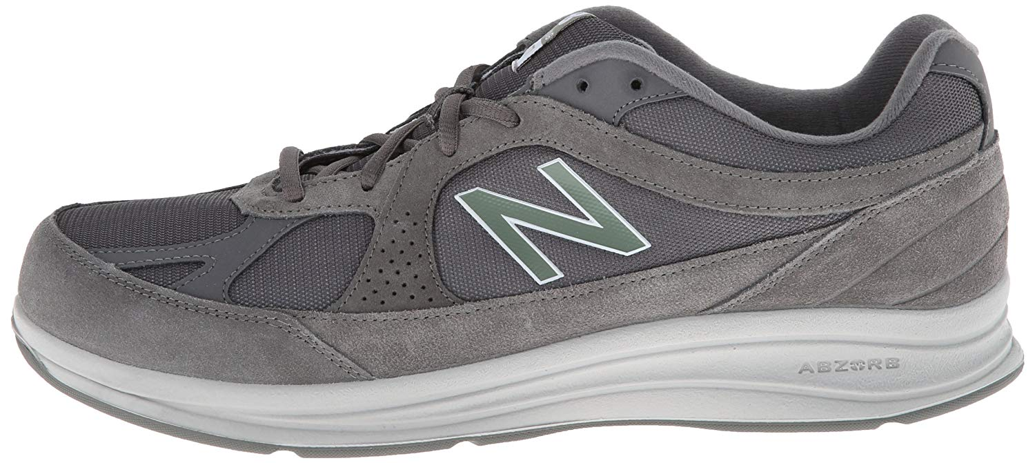 New Balance Men's MW877 Walking Shoe side1