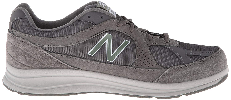 boca energía Desgracia  New Balance Men's MW877 Walking Shoe Review - WalkJogRun