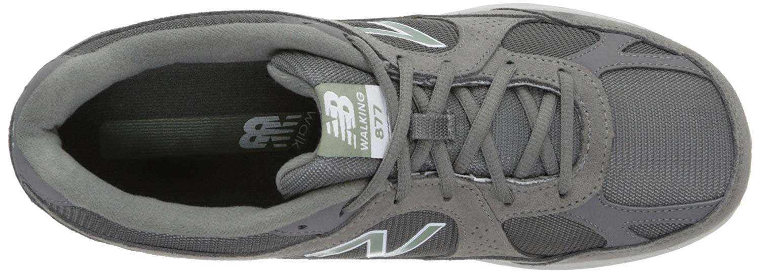 New Balance Men's MW877 Walking Shoe top