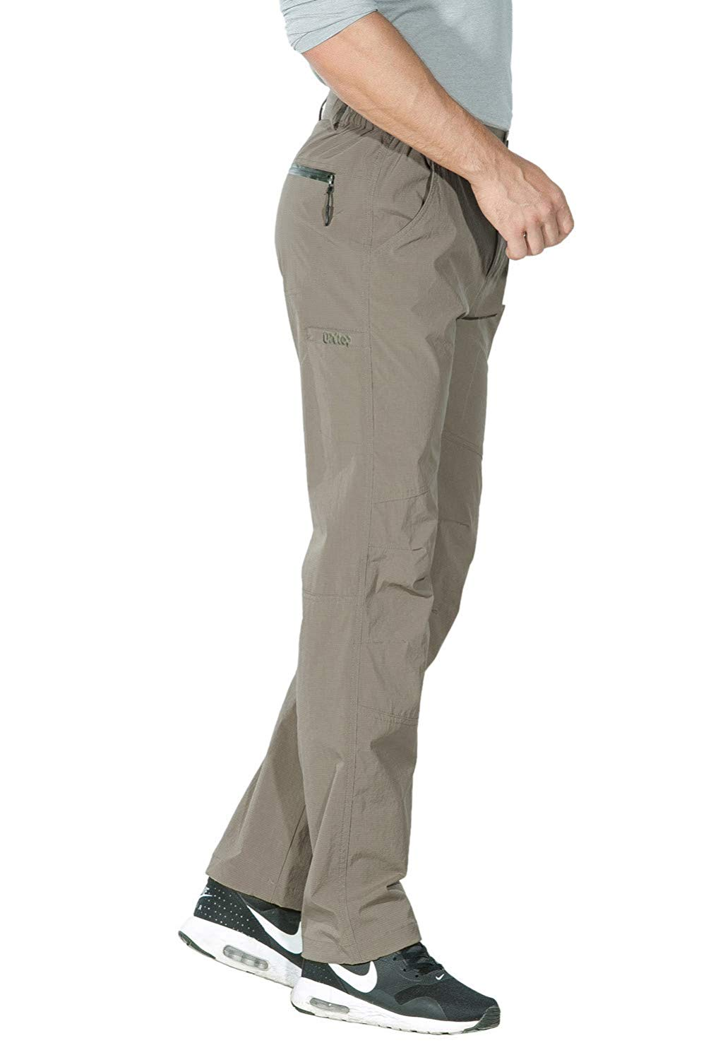 Unitop Men's Lightweight Hiking Cargo Pants side