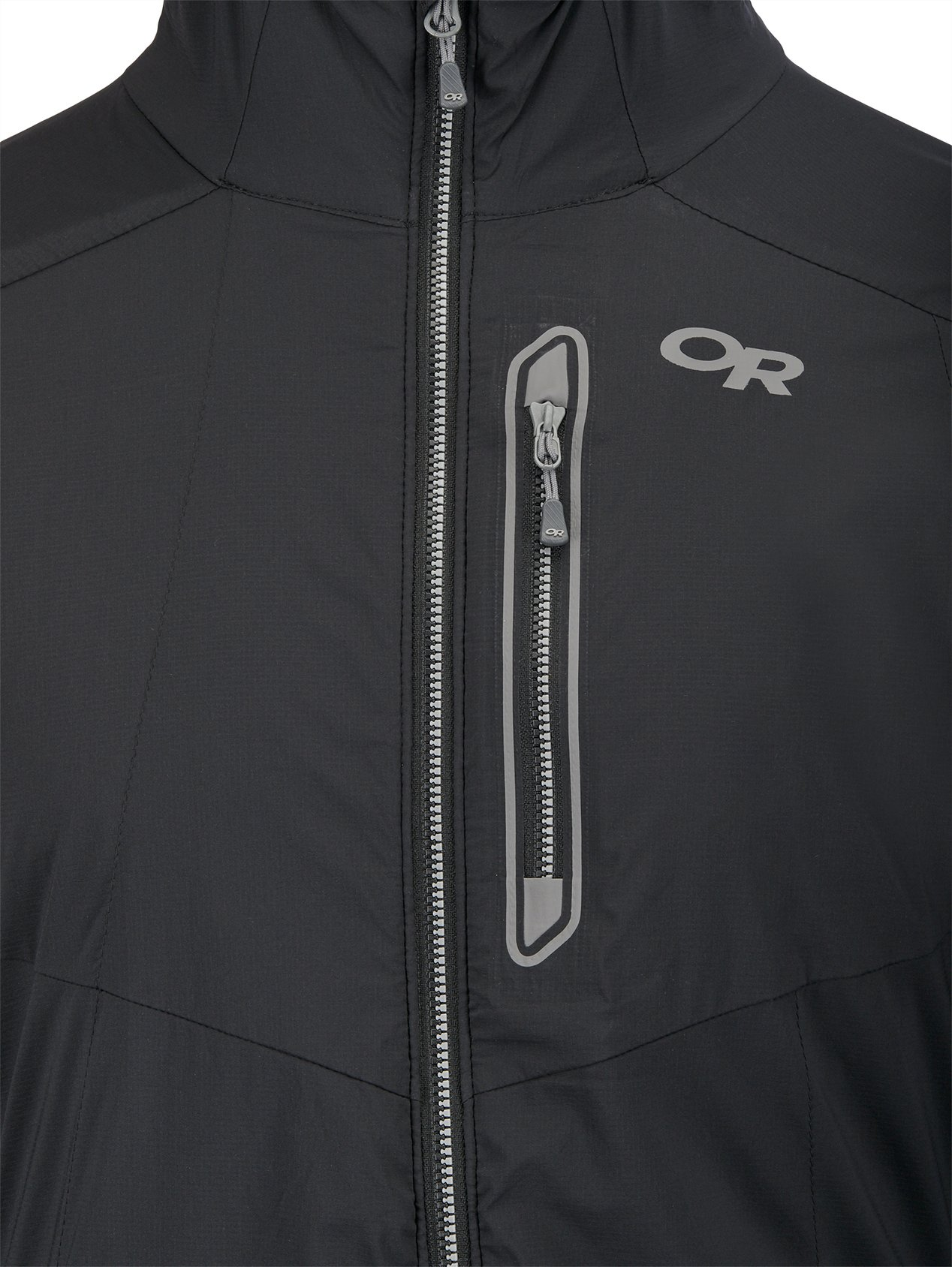 Outdoor Research Ascendant Vest Front Pocket View