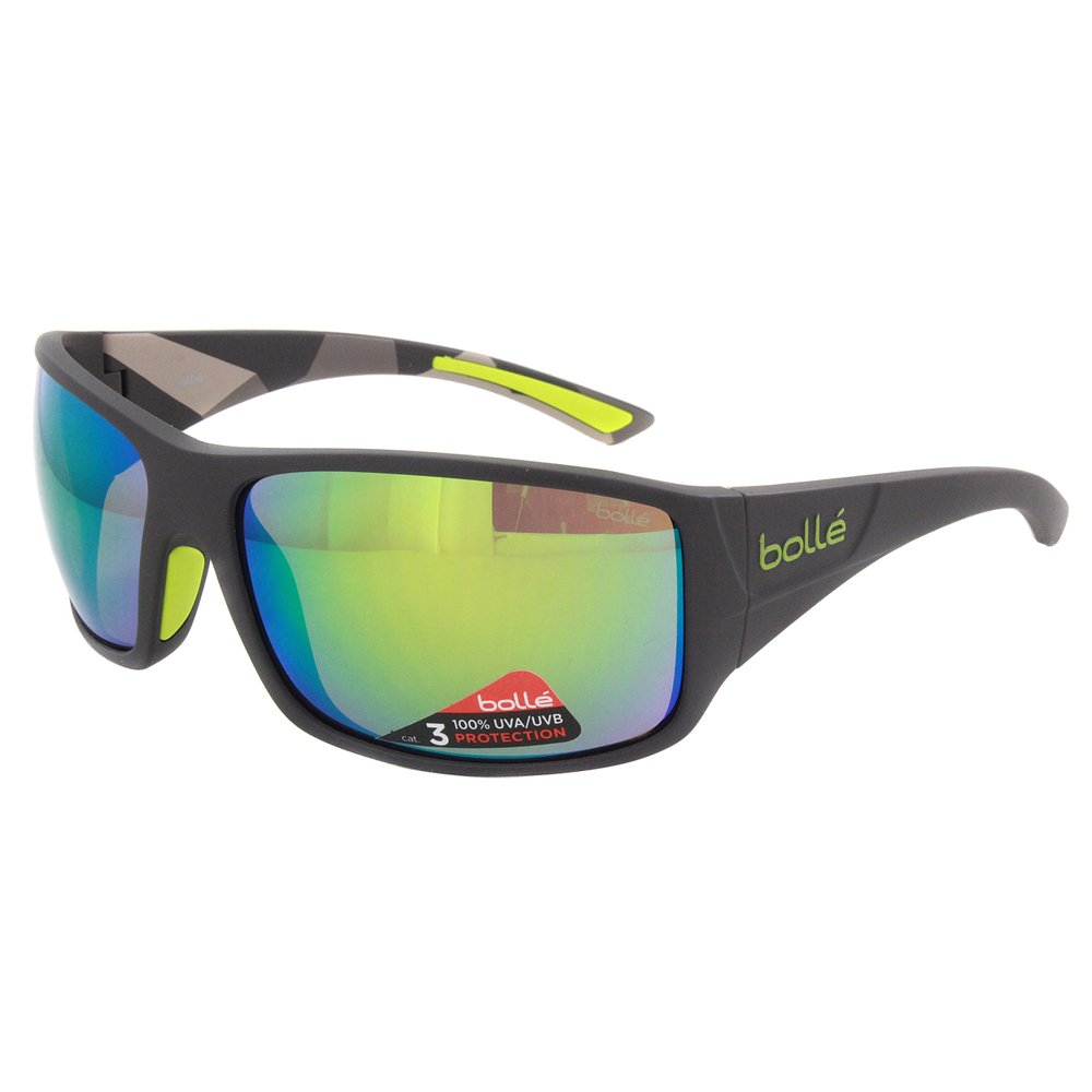 Bolle Tigersnake Sunglasses black