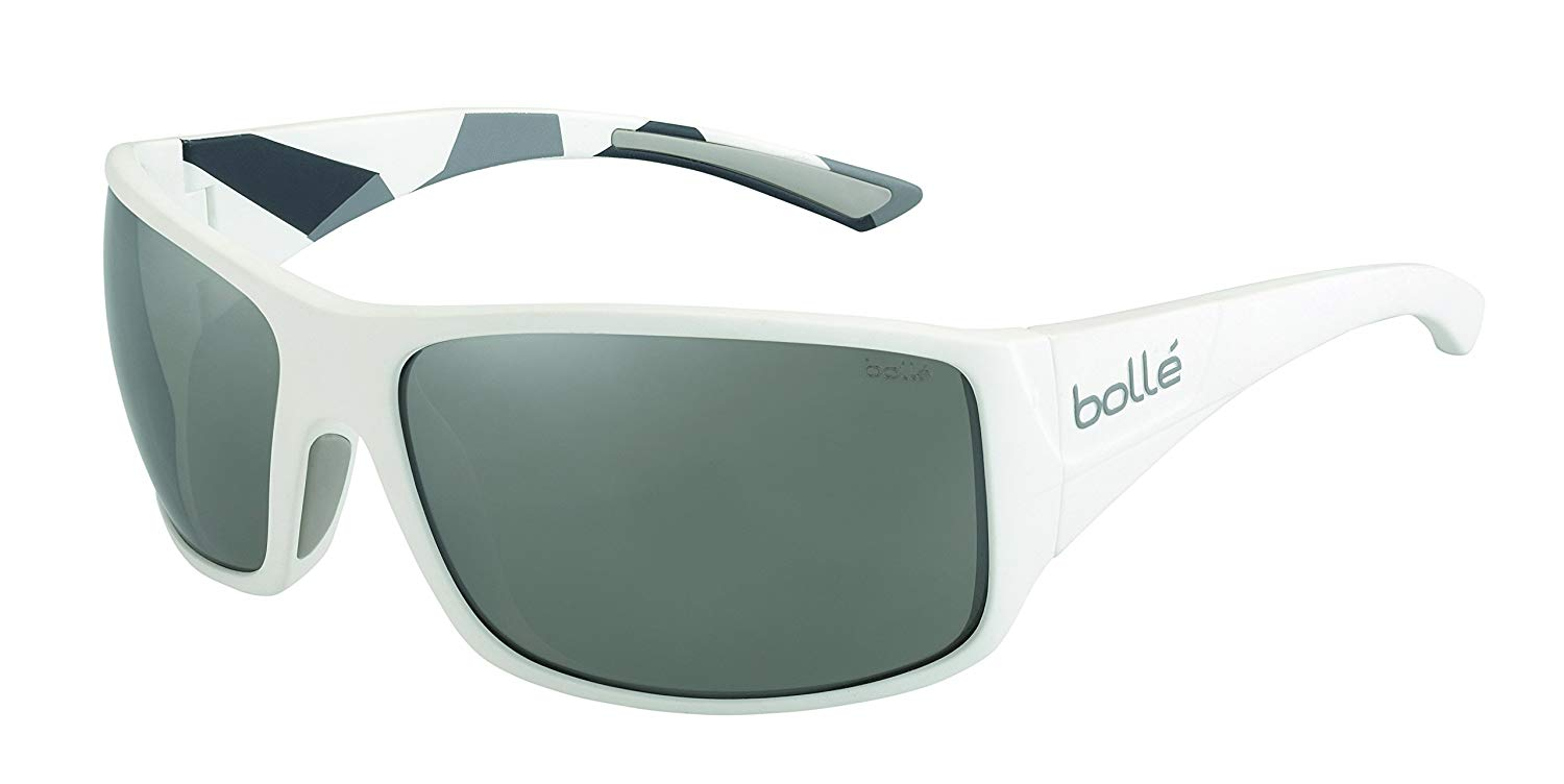 Bolle Tigersnake Sunglasses white