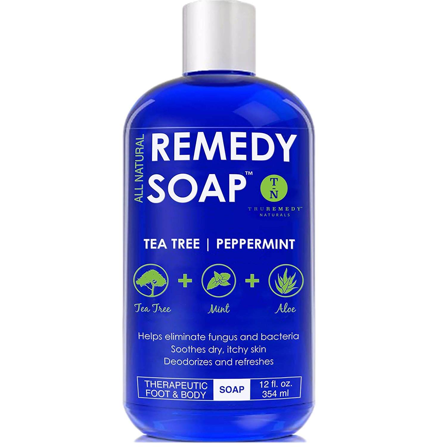 This Remedy Antifungal Soap is packed with skin-nourishing ingredients.
