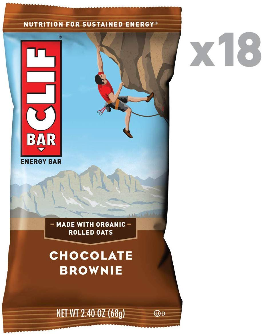 Clif Bar Energy Bar chocolate brownie