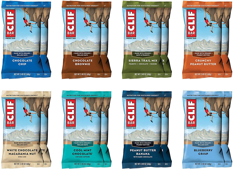 Clif Bar Energy Bar variety