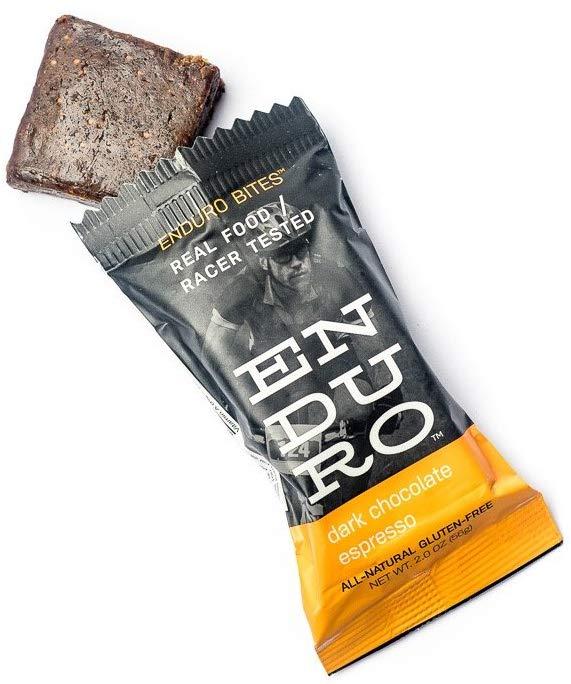 Enduro Real Food Energy Bar dark chocolate espresso
