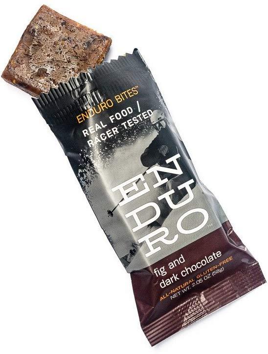 Enduro Real Food Energy Bar fig and dark chocolate