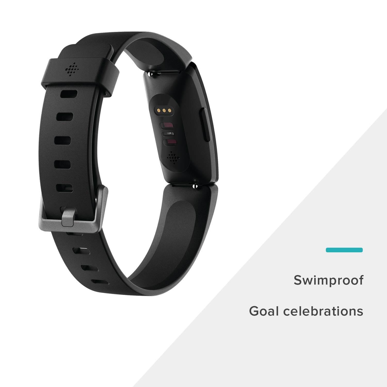 FitBit Fitness Watch back walkjogrun