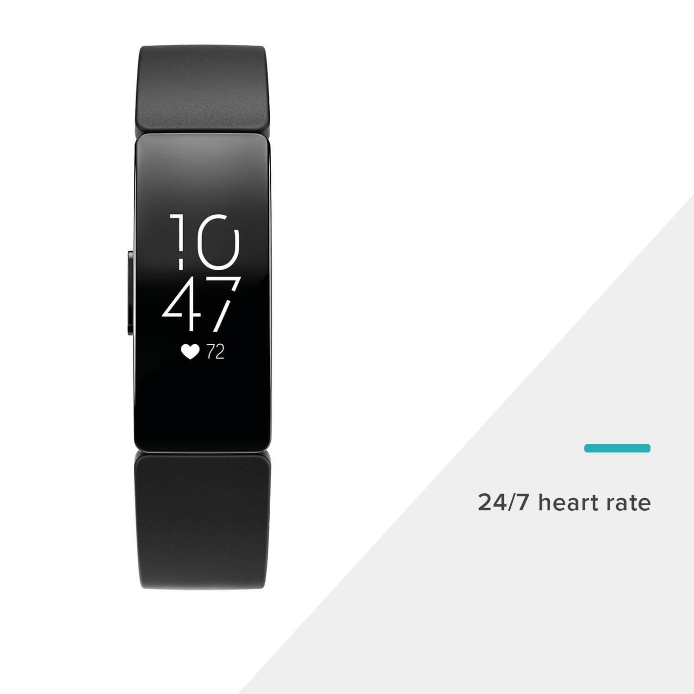 FitBit Fitness Watch front walkjogrun