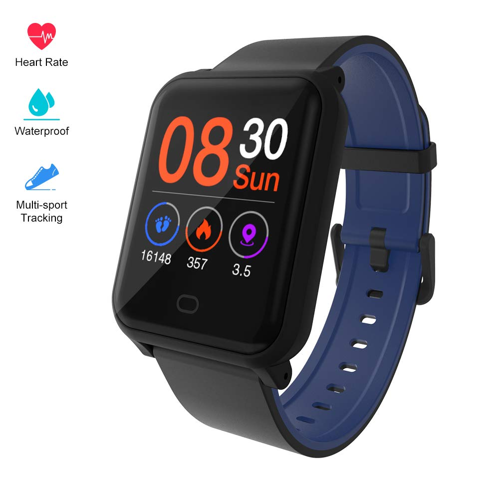 Fitpolo H706 Color Screen Fitness Watch blue
