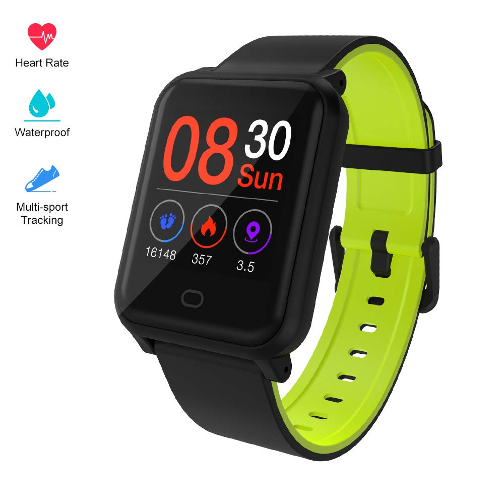 Fitpolo H706 Color Screen Fitness Watch green