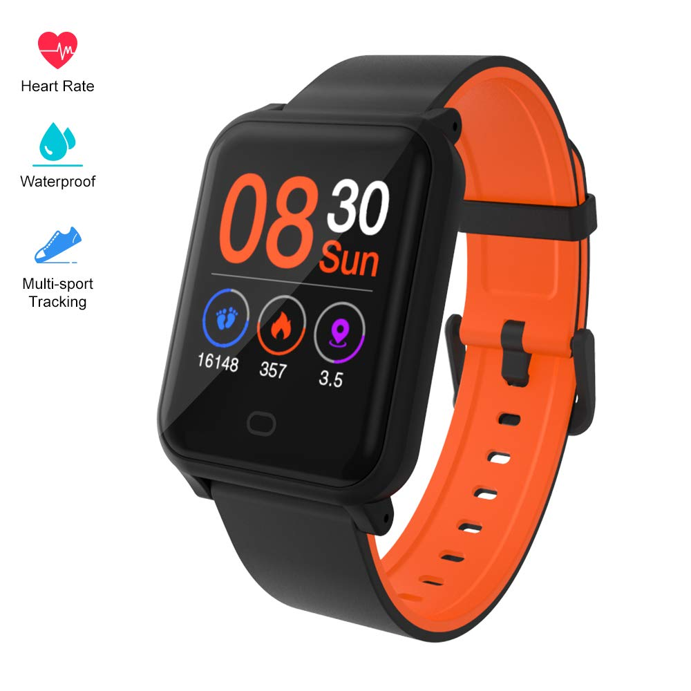 Fitpolo H706 Color Screen Fitness Watch orange