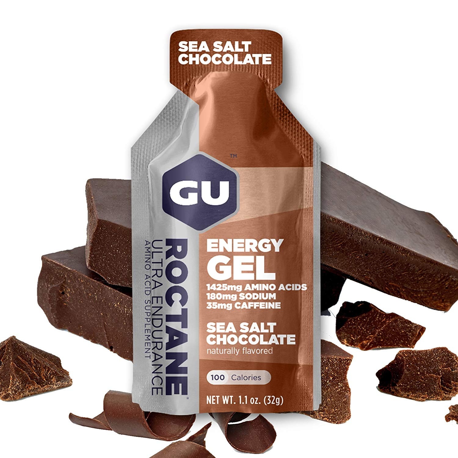 GU Energy Roctane Gel chocolate