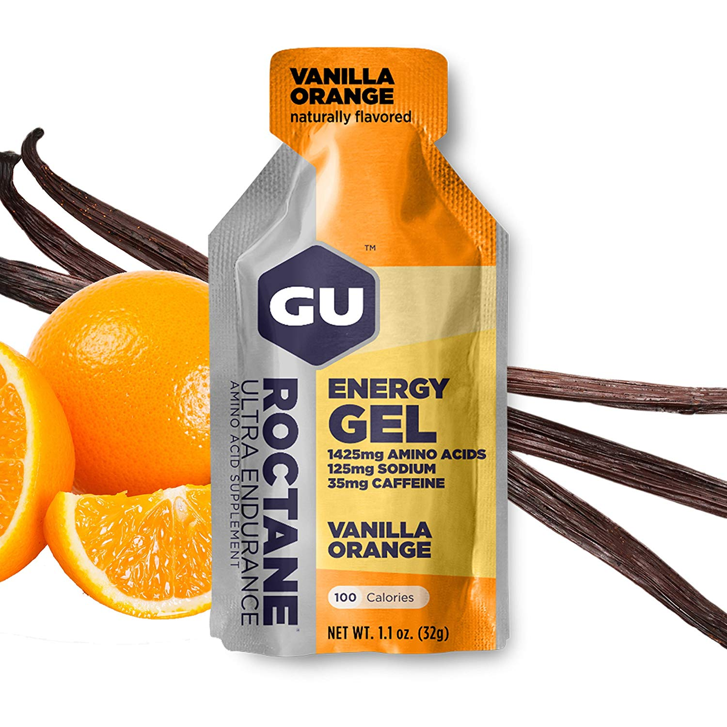 GU Energy Roctane Gel orange