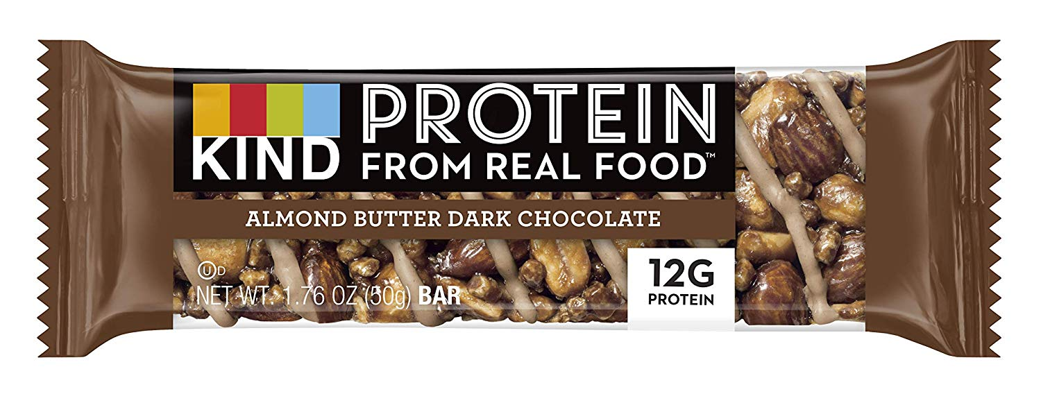 KIND Energy Protein Bars almond chocolate