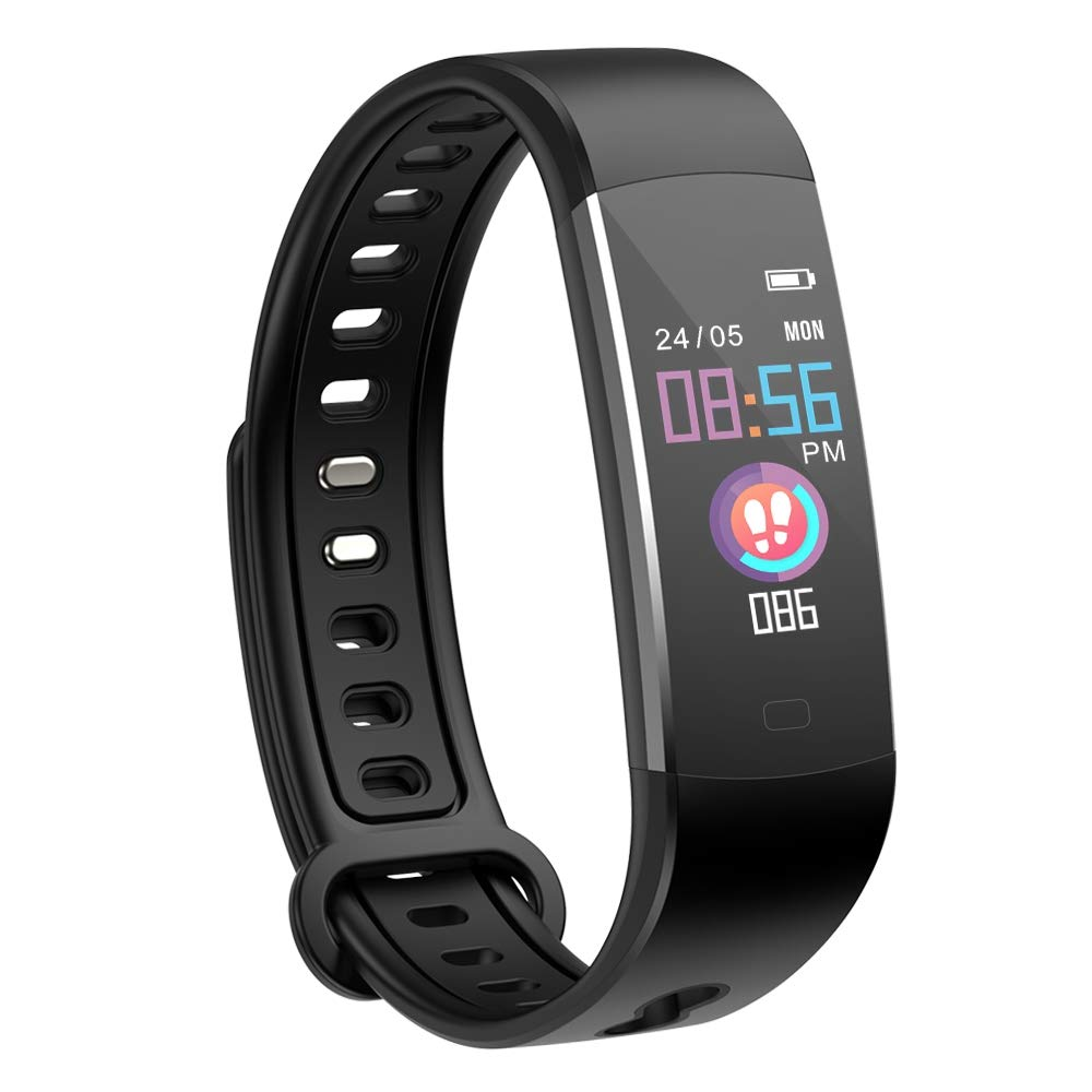 moreFit Kids Fitness Tracker Watch black