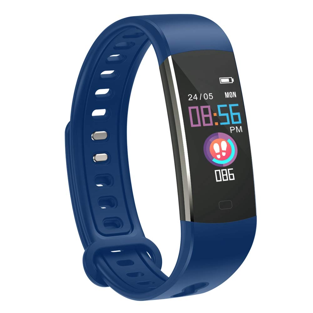 moreFit Kids Fitness Tracker Watch blue