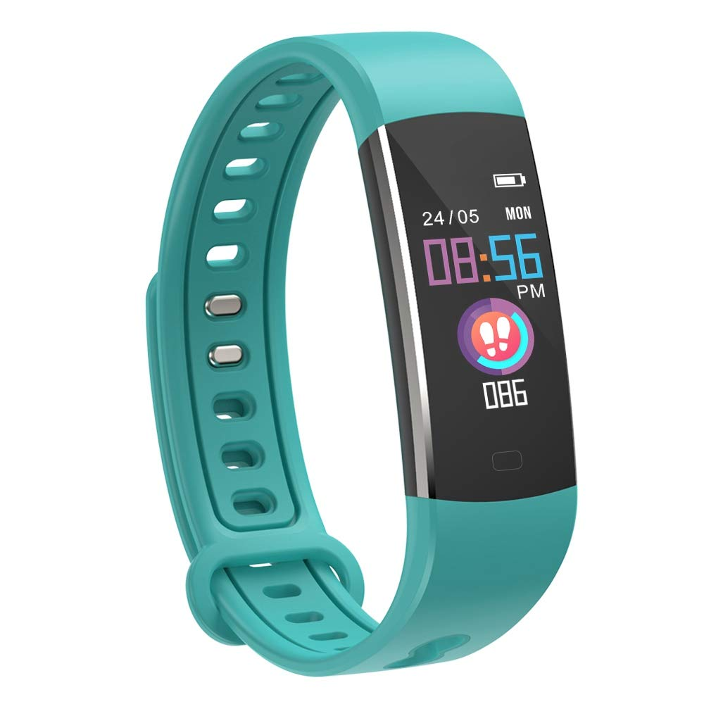 moreFit Kids Fitness Tracker Watch green