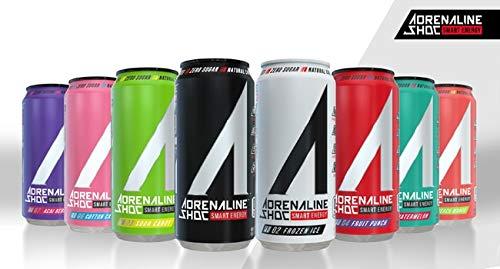 AdrenalineShocSmartEnergyDrinkFlavors
