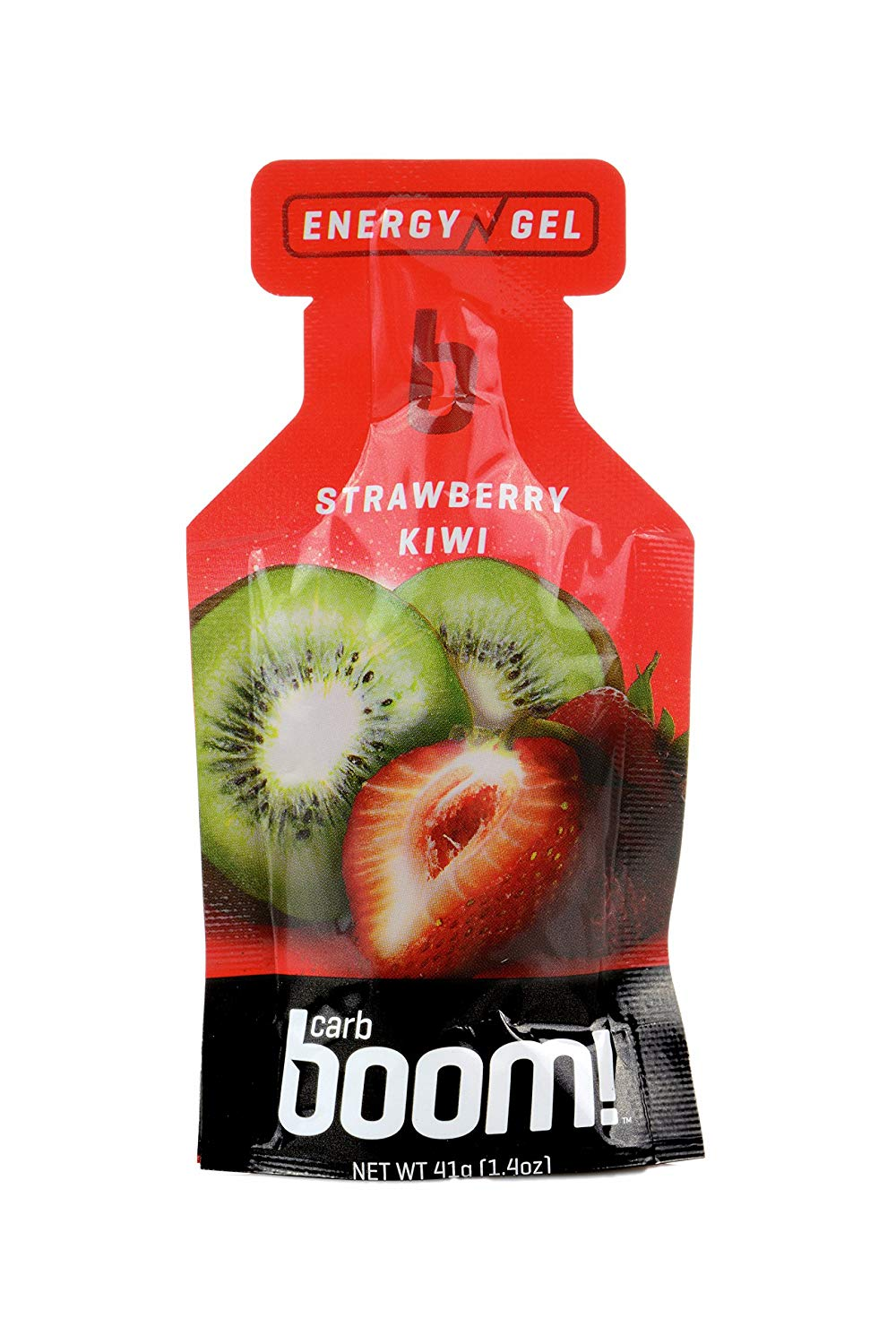 Carb Boom Energy Gel front