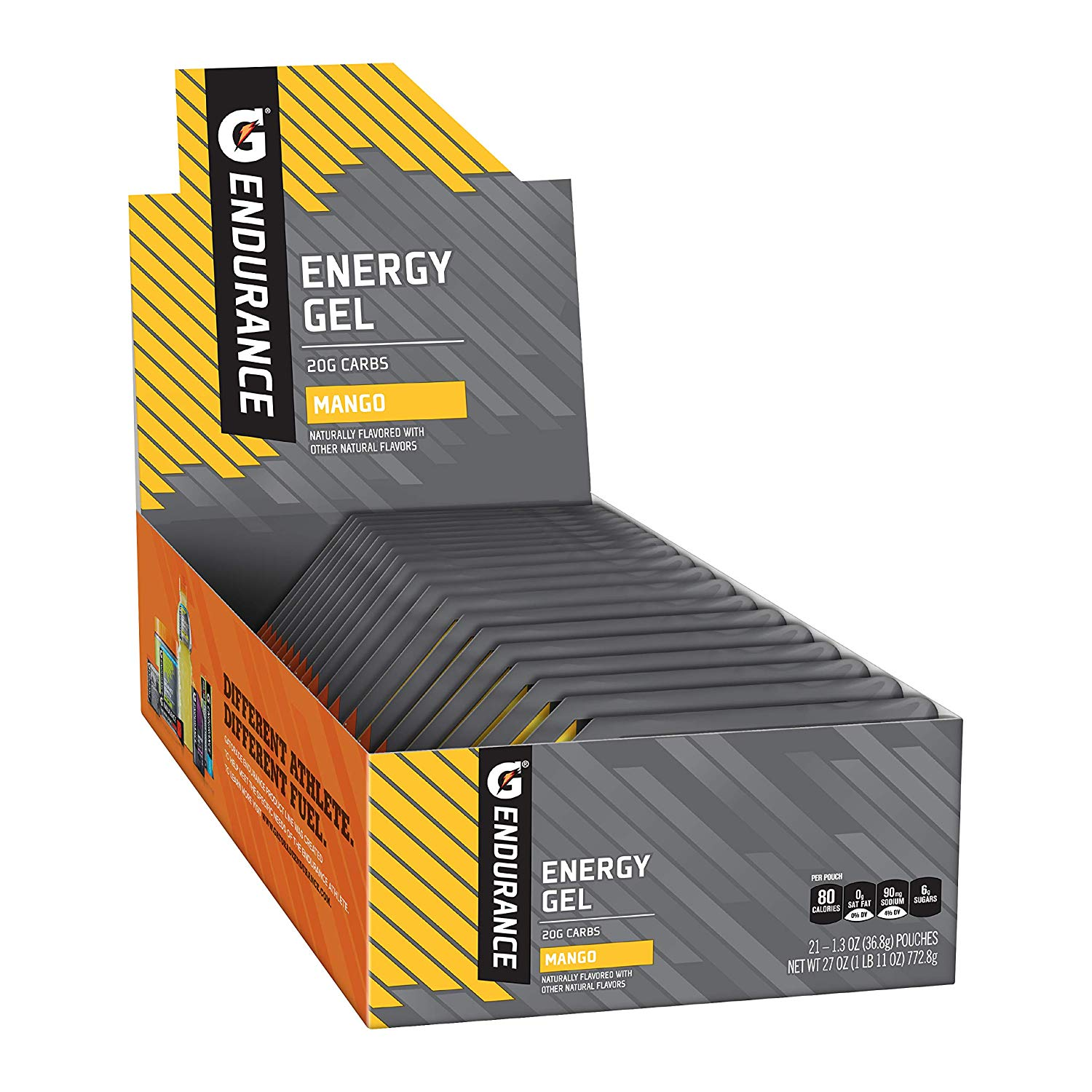 Gatorade Endurance Energy Gel mango