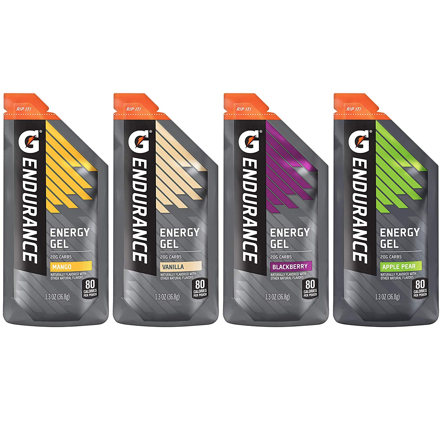 Gatorade Endurance Energy Gel variety pack