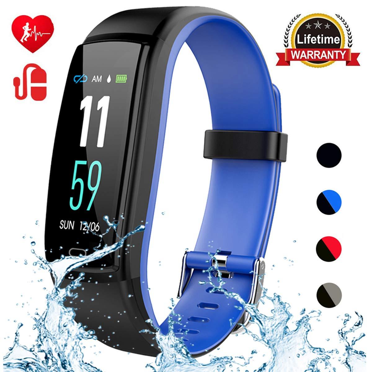 Mgaolo Fitness Tracker blue