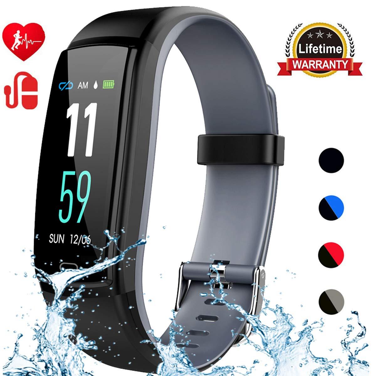 Mgaolo Fitness Tracker grey