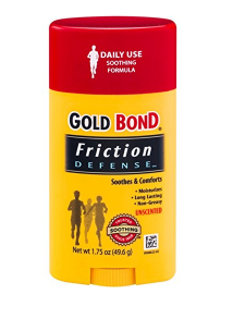 Gold Bond Friction Defense Stick front