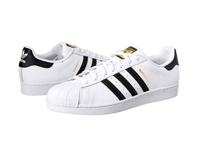 adidas superstar shoes run big